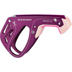 Mammut Smart 2.0 Dispositivo asegurador, violeta